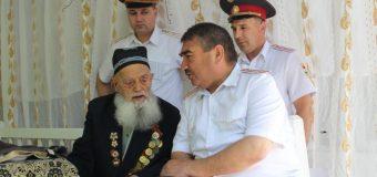 Иқдоми саховатмандонаи милитсияи пойтахт бахшида ба таҷлили Иди Ғалаба