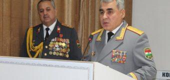 Таҷлили бошукӯҳи Иди милитсия дар Раёсати ВКД дар шаҳри Душанбе