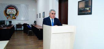 Баргузории дарси омӯзишии «Мактаби шуҷоат» дар Академияи ВКД ҶТ