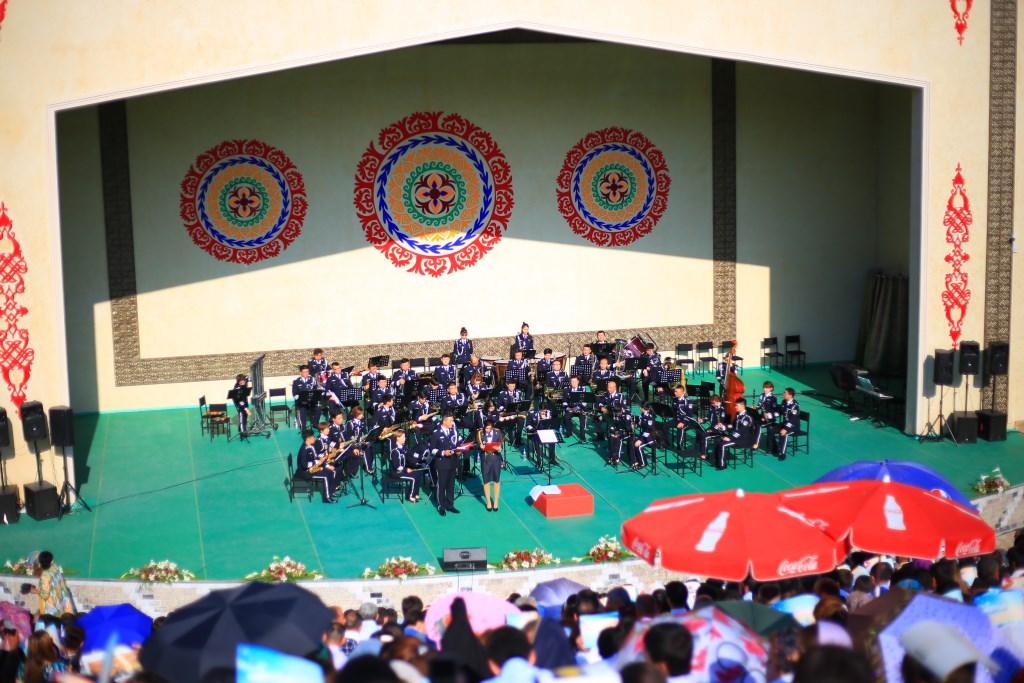 Барномаи консертии оркестри «Сипари тиллоӣ»-и Ҷумҳурии мардумии Чин барои ҷавонони пойтахт