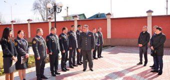 Ташрифи меҳмонон ба Академияи ВКД Ҷумҳурии Тоҷикистон