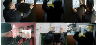 Иқдом: Насби рақамҳои телефони нозирони минтақавии милитсия дар шаҳри Душанбе