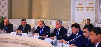 Ташрифи ҳайати расмии Сарраёсати ВКД дар шаҳри Тошкент ба шаҳри Душанбе
