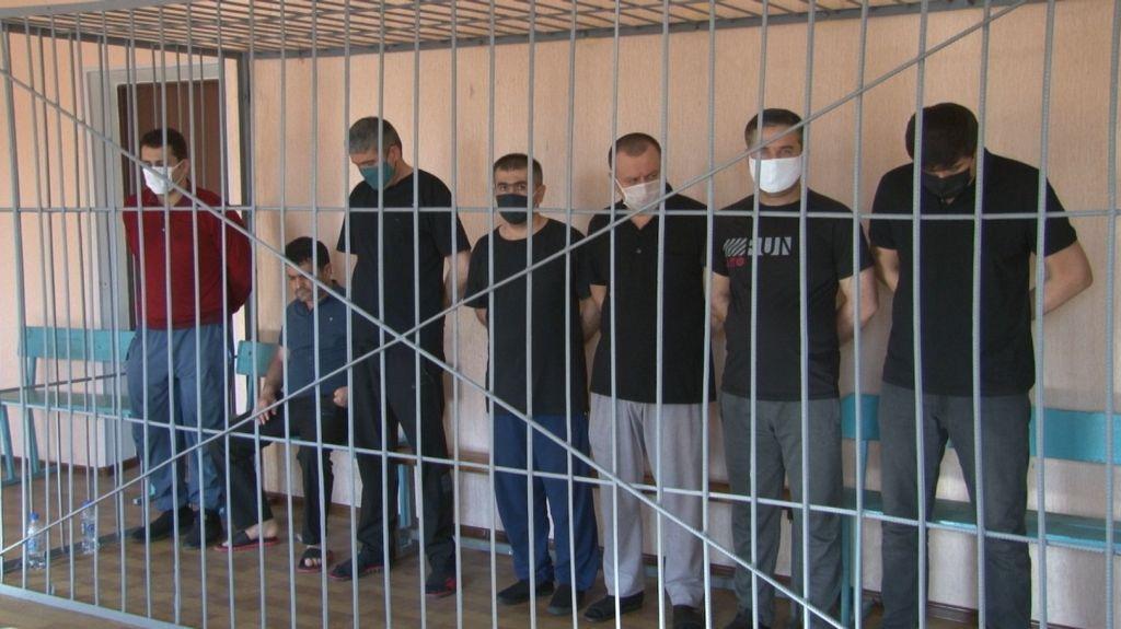 Ҳукми судии 7-нафар аъзоёни гурӯҳи муташаккили нашъаҷаллоби трансмиллӣ (Видео)