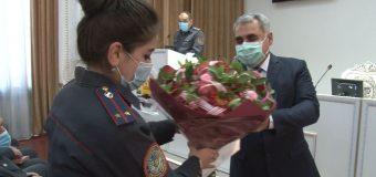 Ҷамъбасти озмуни «Китобхони беҳтарин» дар милитсияи шаҳри Душанбе