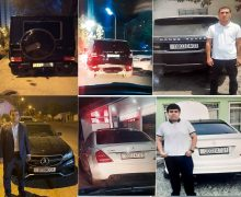 Натиҷаи расмҳои ирсолнамуда: Ронандагони воситаҳои нақлиёти гаронарзиш ҷаримабандӣ гардиданд